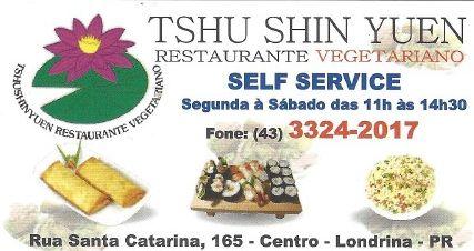 Restaurante Vegetariano TSHU SHIN YUEN