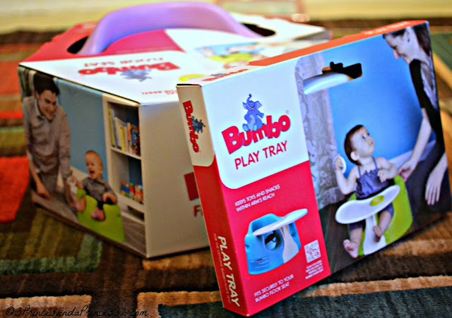Bumbo Floor Seat and play Tray Giveaway
