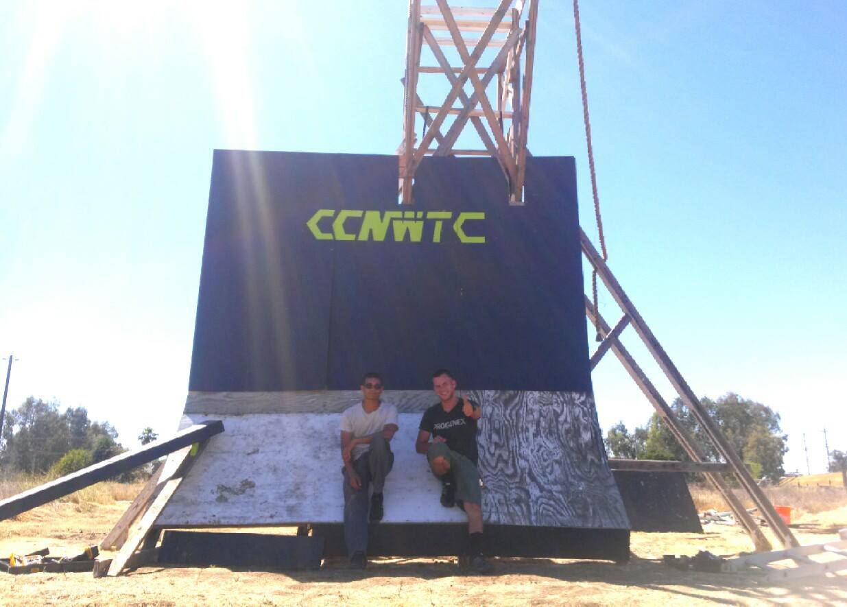 central california ninja warrior training course ccnwtc past 2