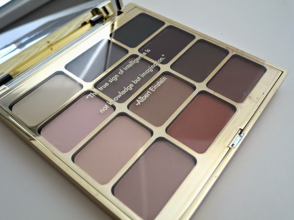 Stila 20th anniversary collection Eyes Are The Window shadow palette in 'Mind'
