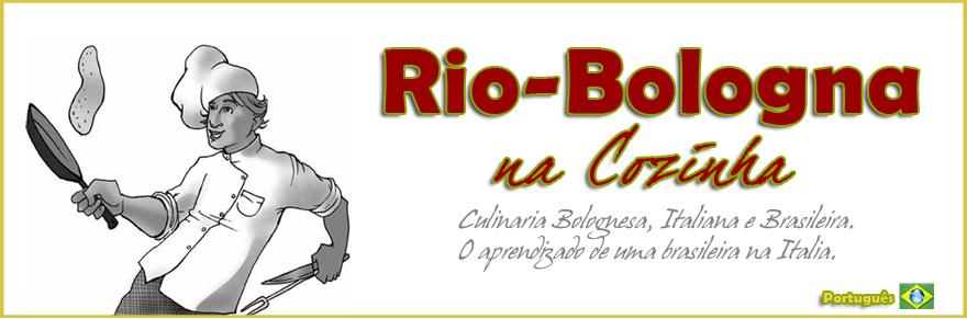 Rio-Bologna na Cozinha