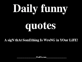 Funny Quotes-7