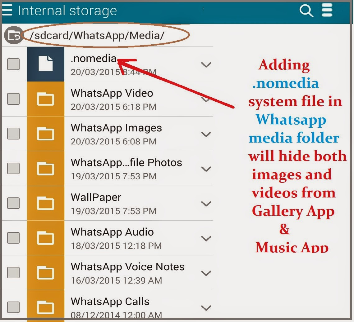 PRIVEN: How to Hide Images Videos in whatsup Message