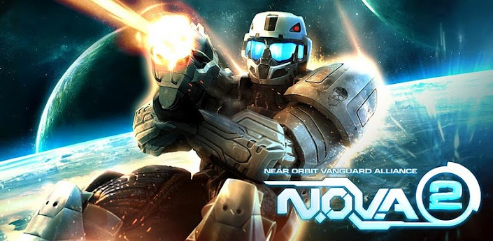 N.O.V.A. 2 Android Game