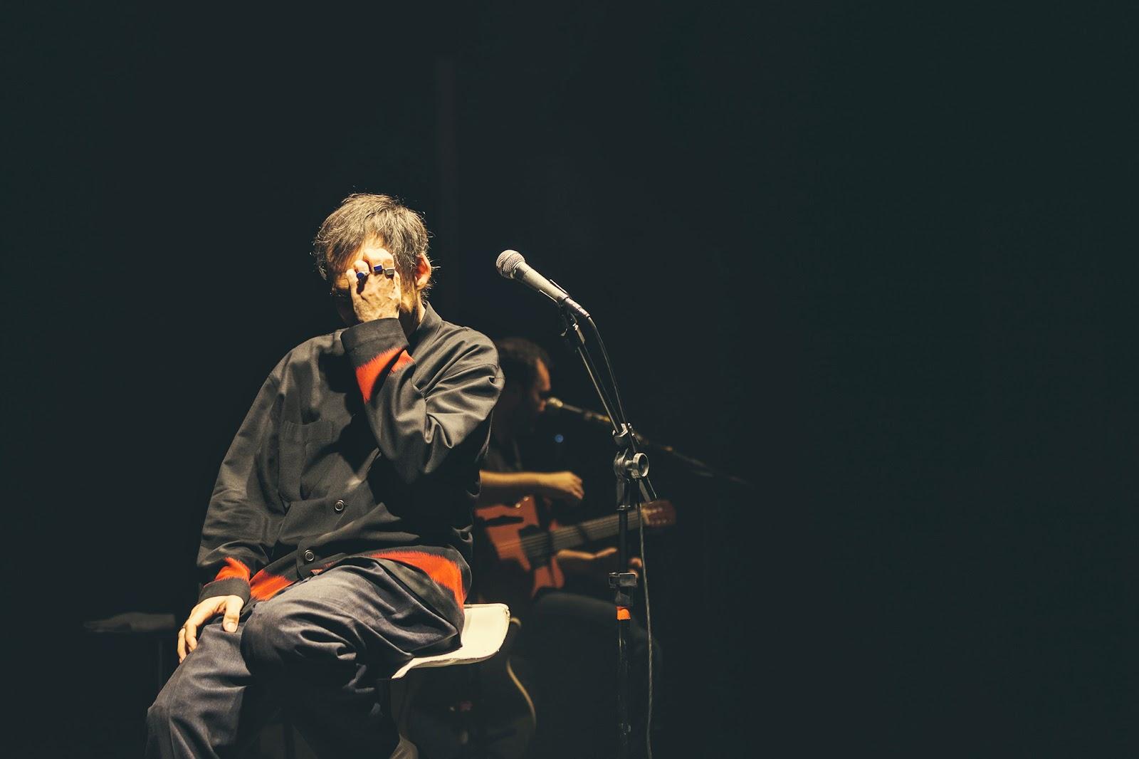 Arnaldo Antunes-Ilha Solteira-SP-Titãs-Tribalista-Rock-Acustico MtV- - Dois Violões - Circuito Cultural Paulista 2014 -Pulso-Alma-Socorro-Não Vou Me adaptar-Beija Eu-Infinito Particular-Vilarejo-Velha Infância -Quem Me Olha Só