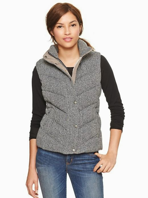 Close in styling are there any good puffer vests for adult women