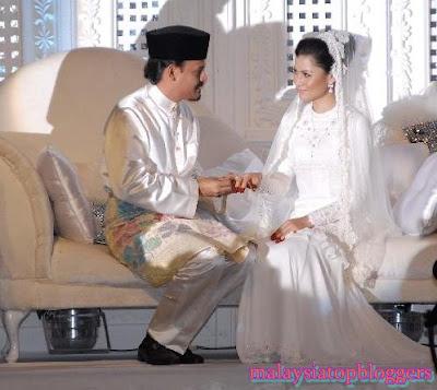 Lisa Surihani Kahwin