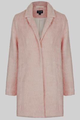 Fluffy pink boyfriend coat