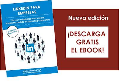 Descargar libro LinkedIin para empresas