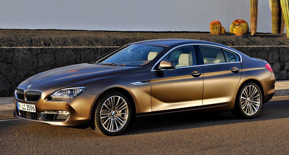 Motor del BMW Serie 6 Gran Coupé 2014