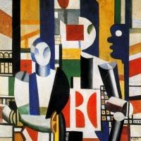 'Els homes en la ciutat (Fernand Léger)'
