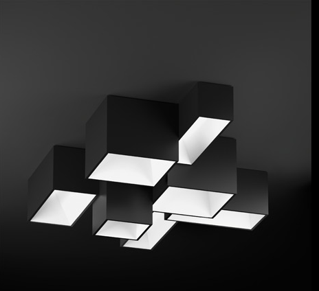 ... configurations with four standard light sizes. Link requires one electrical connection for every eight sections. Link is dimmable and highly efficient. & r3a materials: Vibia- Link- Lighting azcodes.com