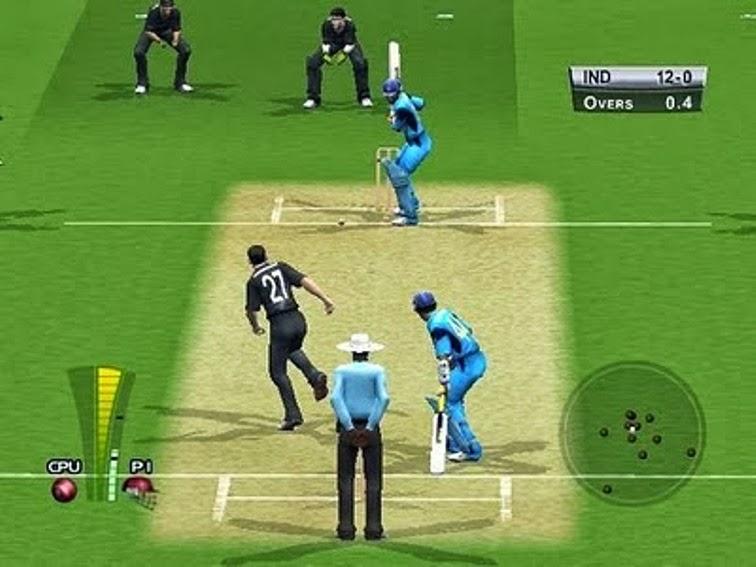 ea cricket 2005 free download full version