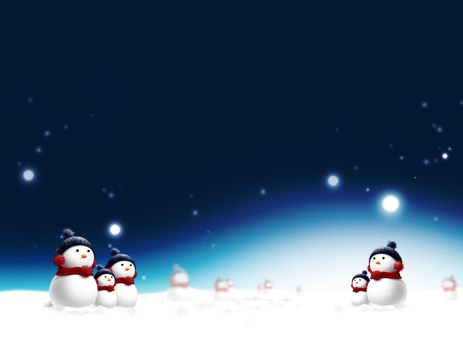Wallpapers snowman desktop wallpapers and backgrounds for Screensaver natale 3d