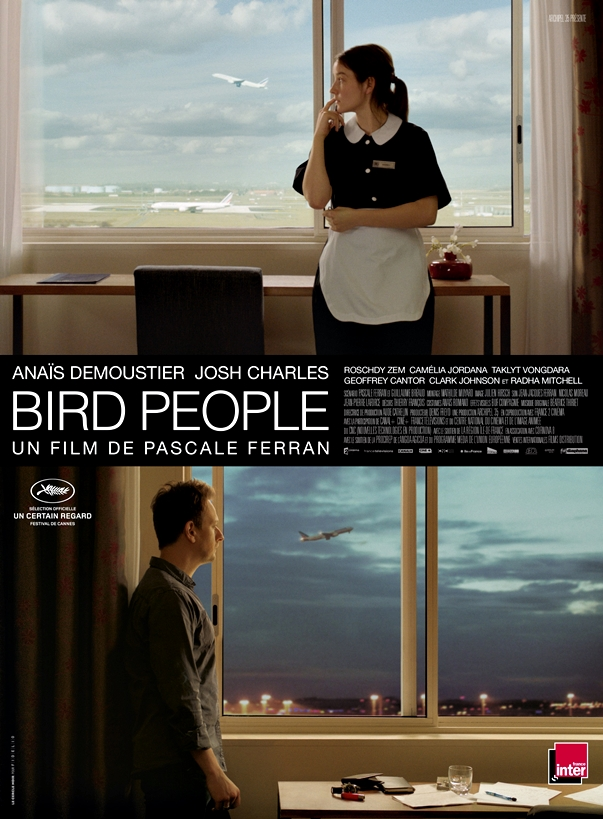 Póster Bird People