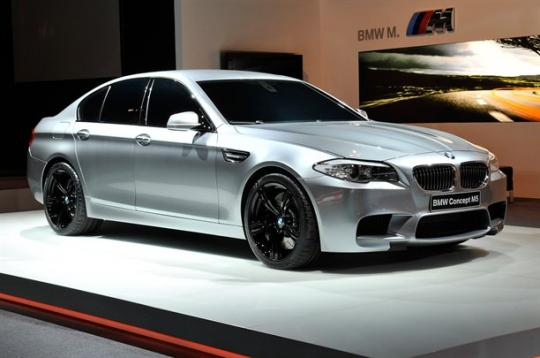 Upcoming F10 BMW M5 - Restrained Aggression How The Ultimate