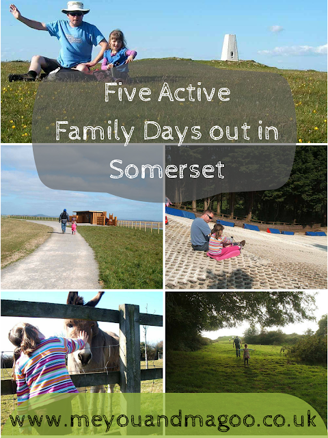 five active family days out in somerset school holidays