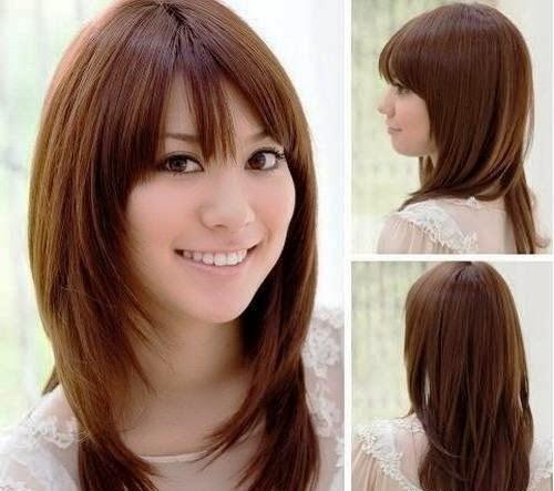 Model Rambut Pendek Sebahu Untuk Rambut Ikal