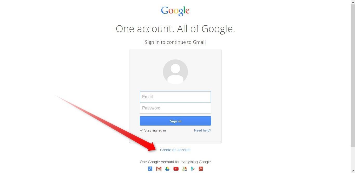 Cara Membuat Email gambar 2