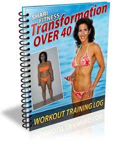 "Shari Fitness Presents ""Transformation Over 40"" Fat Loss Over 40"