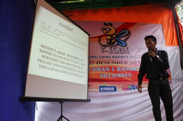 Training Motivasi Haydar Iskandar