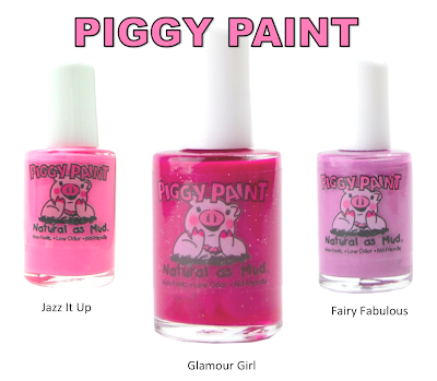 Piggy Paint - Natural Nail Polish for Kids | Toronto Teacher Mom