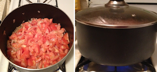 Tomato Onion Gravy