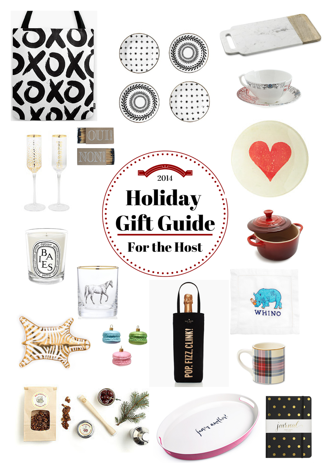 Holiday Gift Guide, Project Soiree, For the Host