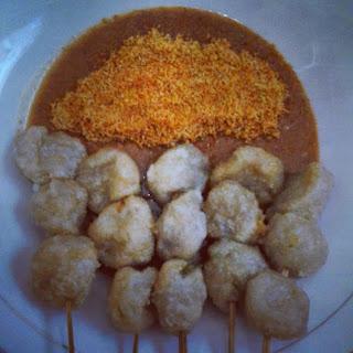 Cilok Setiabudi Makanan Enak di Bandung