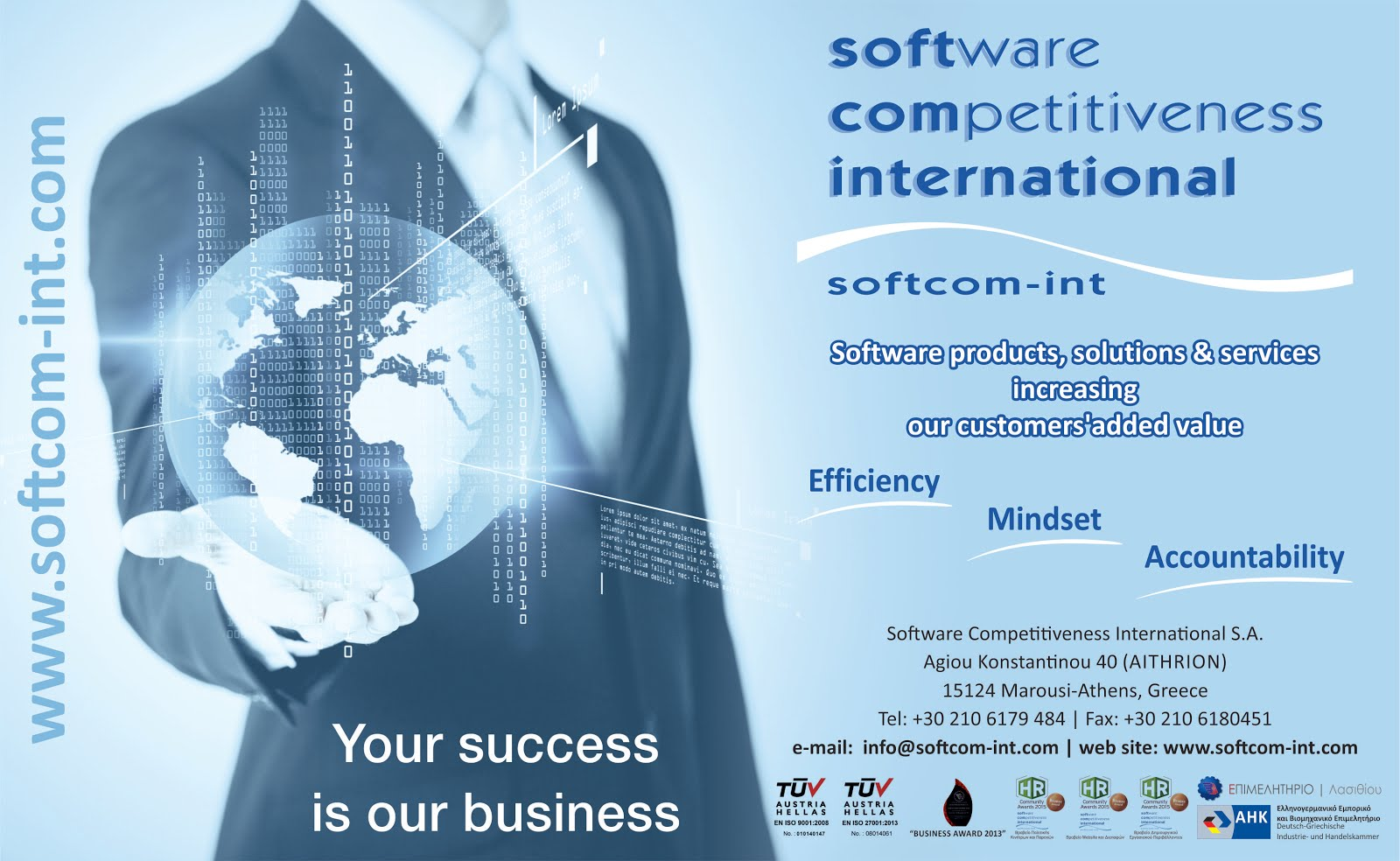 Software Competitiveness International
