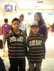 saya dan adik2