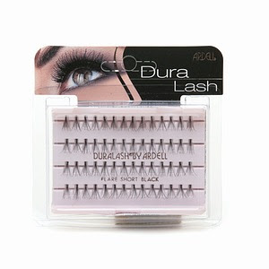 Ardell, Ardell false eyelashes, Ardell DuraLash Flare Lashes Short Black, faux lashes, false eyelashes, makeup, makeup artist, Norman Sands