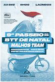 9º Passeio de Natal Malhos Team - 23 Dezembro 2018