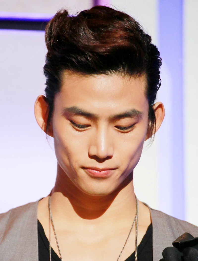 Ni nice korean girl hairstyles - Korean Hairstyles Taecyeon 2pm