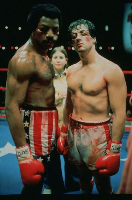 "Sylvester Stallone Rocky Balboa ""The Italian Stallion"""