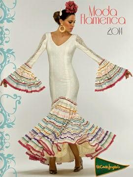 moda flamenca El Corte Inglés traje canastero