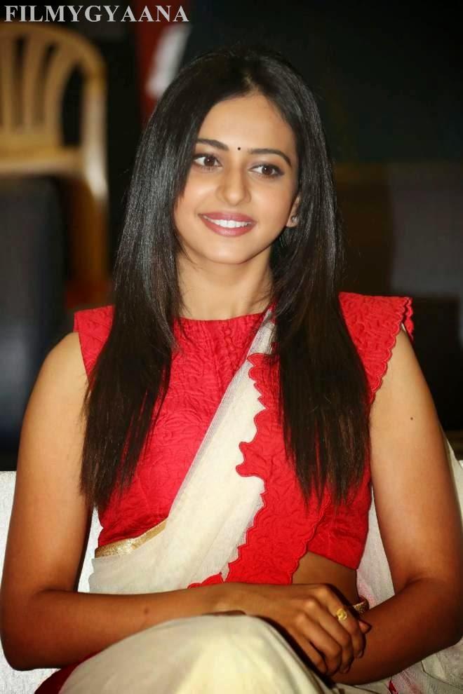 Rakul Preet Singh Latest Stills in Beeruva Movie Audio Launch