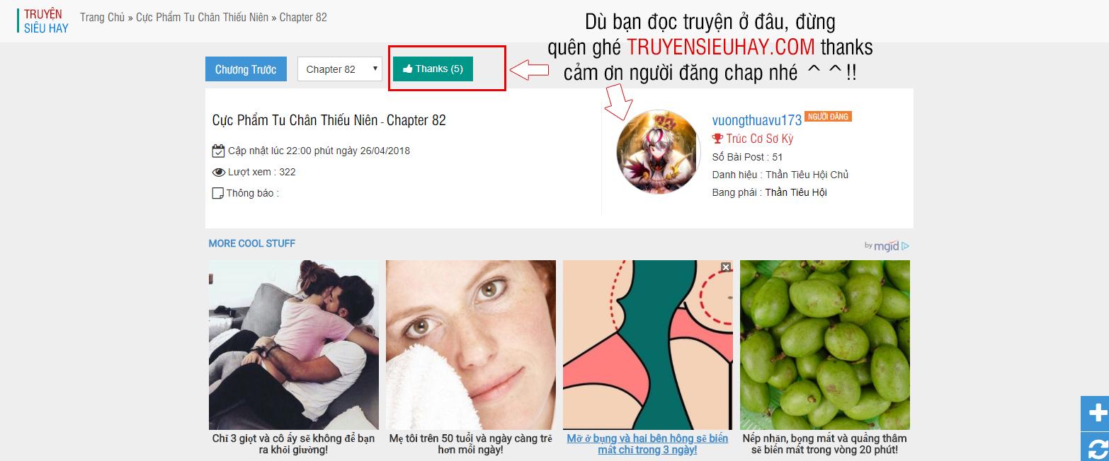 Đấu Chiến Cuồng Triều Chap 69 Upload bởi Truyentranhmoi.net