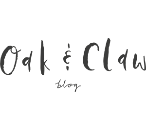 Oak & Claw Blog