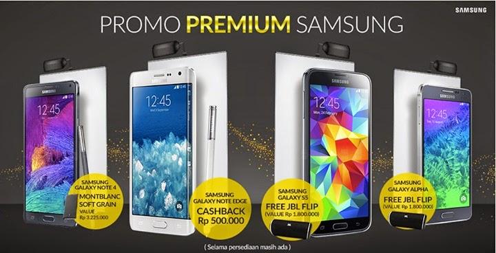 Promo Premium Samsung