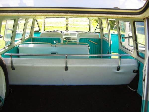 1963 vw 23 window samba bus buy classic volks for 1958 vw bus 23 window