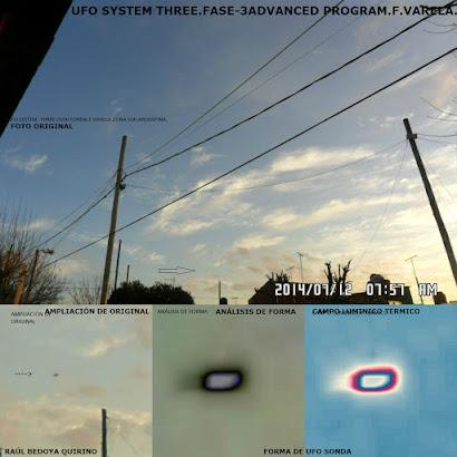 UFO-SONDA