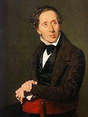 http://commons.wikimedia.org/wiki/File:Constantin_Hansen_1836_-_HC_Andersen.jpg