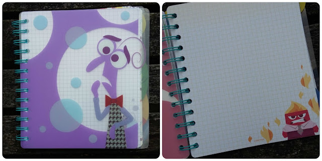 Inside Out Journal at The Disney Store