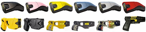 Tasers are used by police around the world and civilians are allowed to purchase some of these non lethal weapons, for self defense.