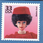 Barbie Stamp
