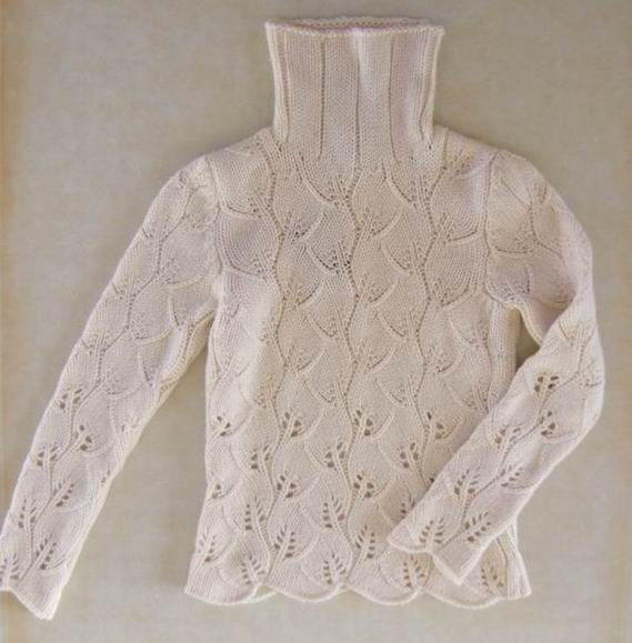 knitted sweater-Knitting Gallery