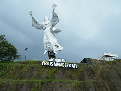 Visited Big Jesus Monument