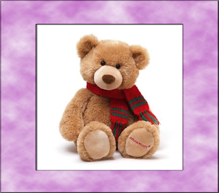 Gund 2011 Amazon Exclusive Limited Edition Custom Bear