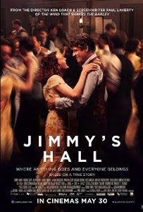Poster original de Jimmy's Hall
